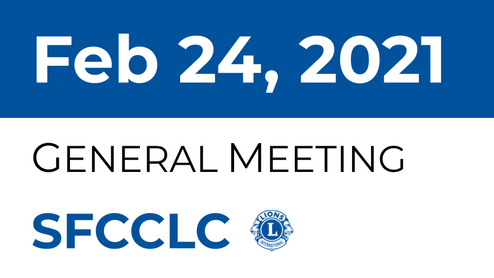 [SFCCLC] Re: SF Coordinating Council Meeting 2/24/2021. 7 pm