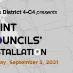 [SFCCLC] Re: SFCC Installation Sept 5, 2021