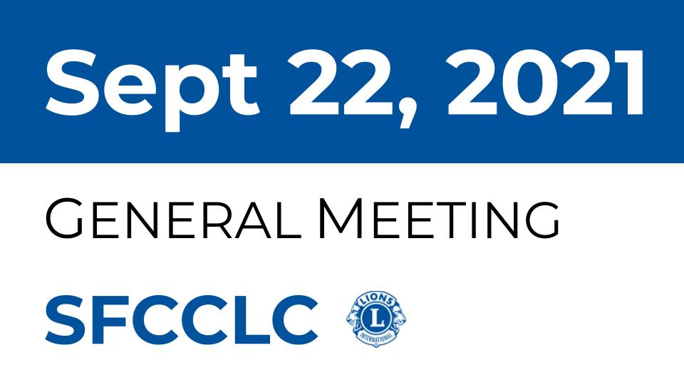 [SFCCLC] Re: Sept 22, 2021 SFCCLC meeting
